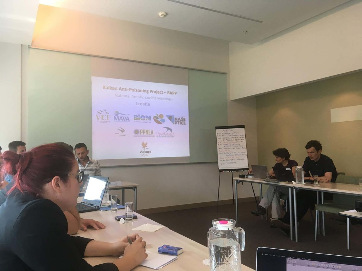 Workshop within the Balkan Anti-Poisoning Project – BAPP