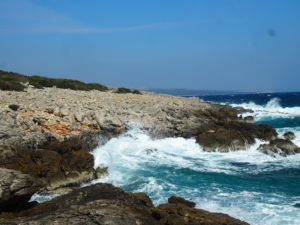 NATURE OF BURA WIND ON THE ISLAND OF CRES