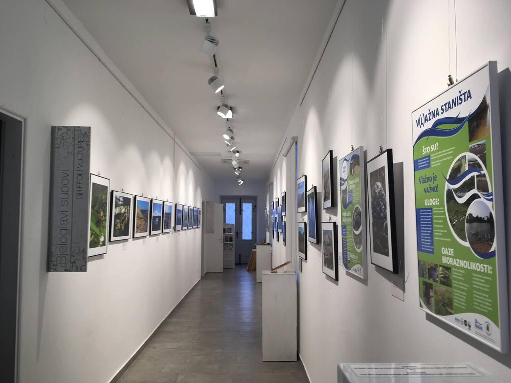 Izložba Vodeni biseri jadranskih otoka - možete pogledati u Centru za posjetitelje u Belom