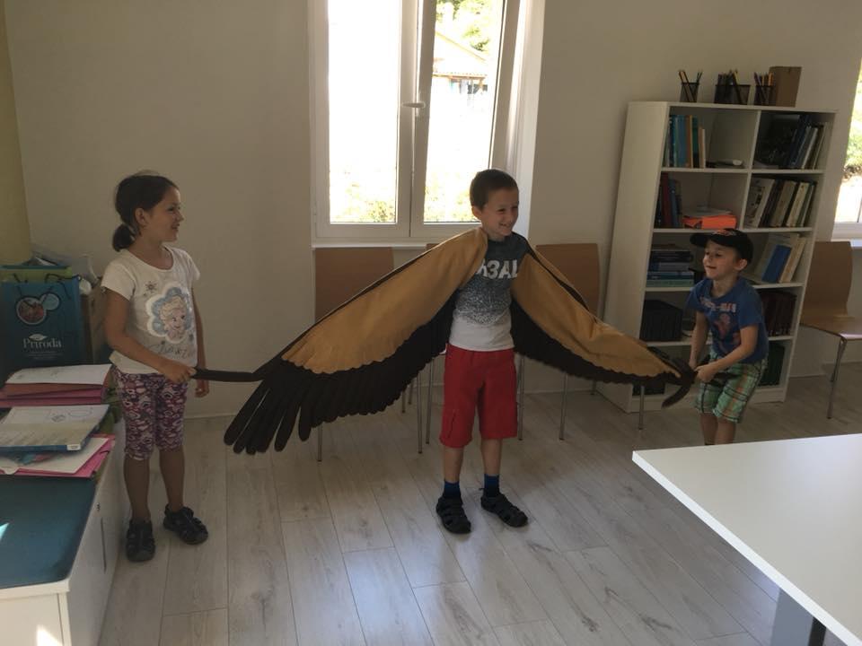 "Verificiran odgojno-obrazovni program Centra za posjetitelje Beli - ""Creski orli"""