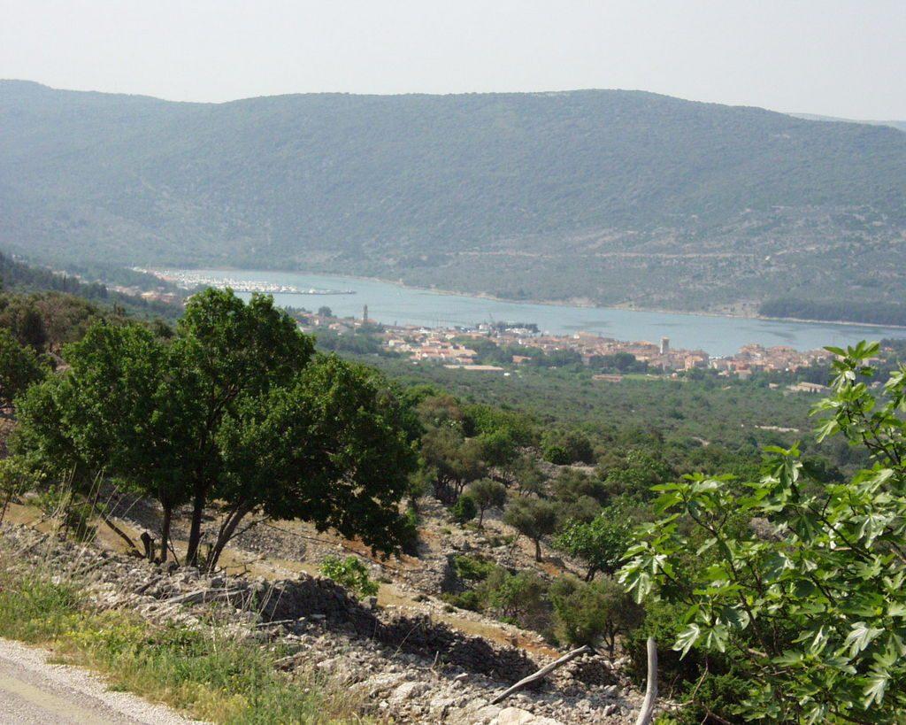 Krajobrazna cjelina grada Cresa
