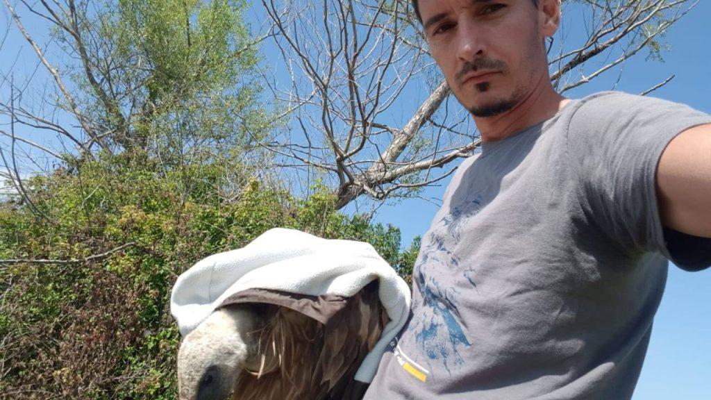 MOKOŠ SPAŠENA NA GRANICI CRNE GORE I ALBANIJE